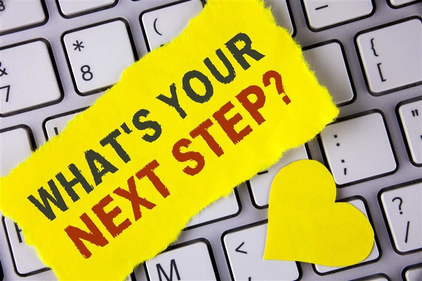 What's your next step, check out the parent resources.